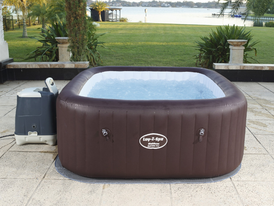 spa gonflable 140 cm