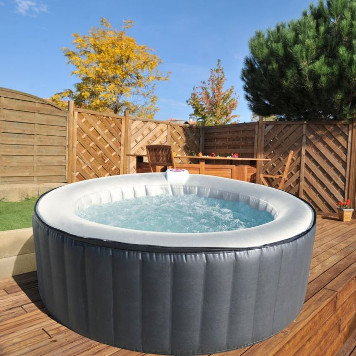 spa gonflable 4 places – sunbay