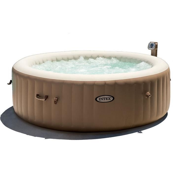 spa gonflable 4 places cdiscount