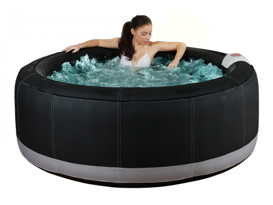 spa gonflable 4 places soldes
