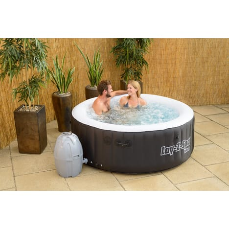 spa gonflable auchan