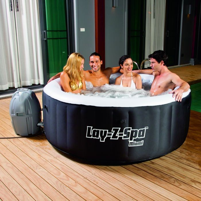 spa gonflable bestway lay-z