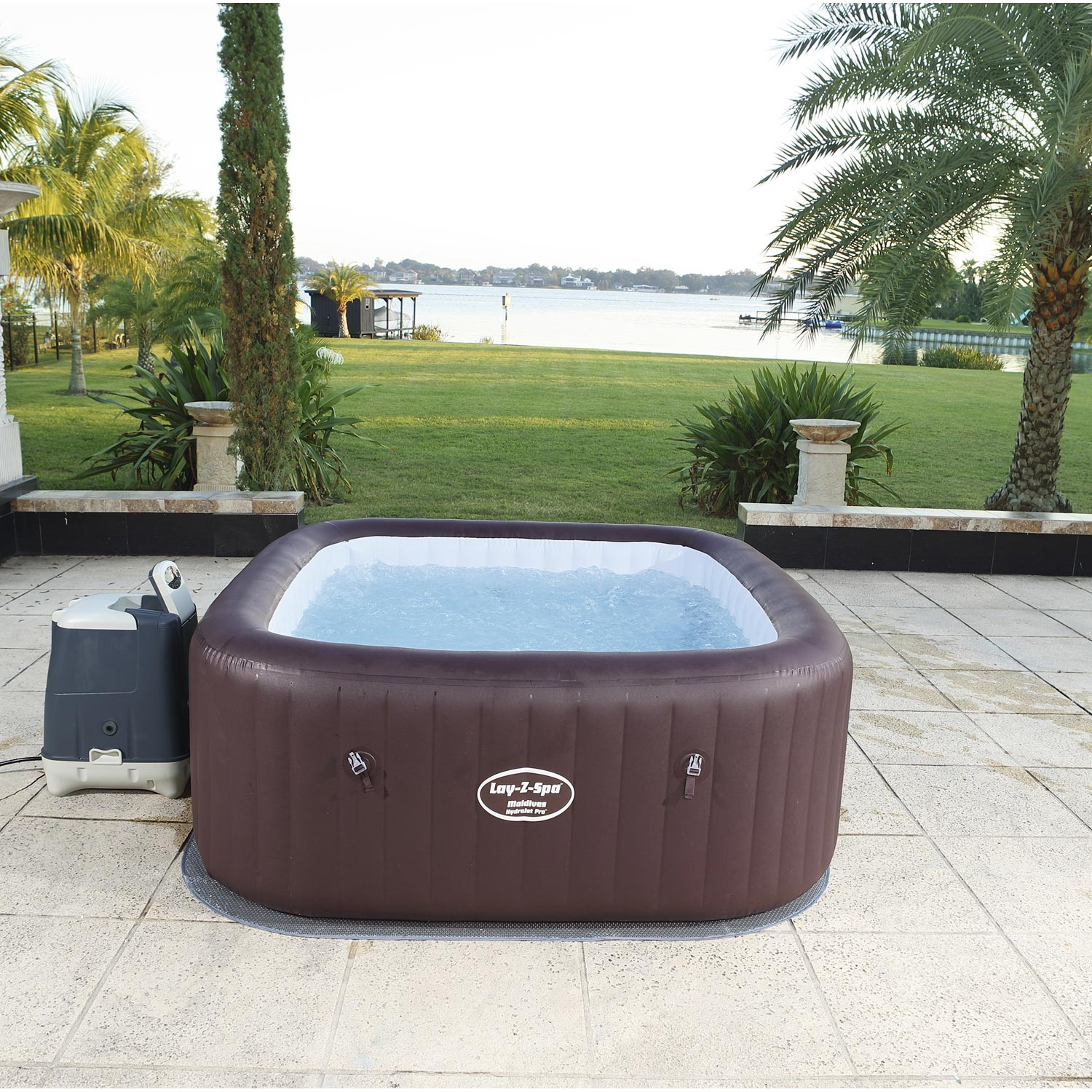 spa gonflable bestway