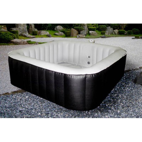 spa gonflable carre 8 personnes