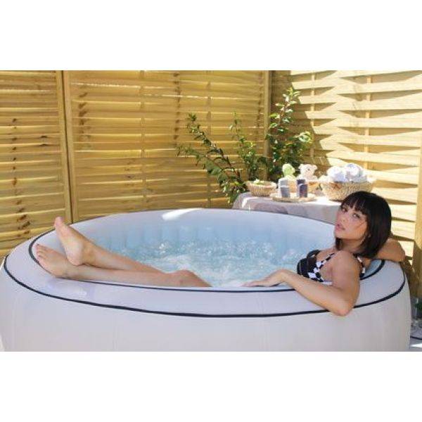 spa gonflable fuite