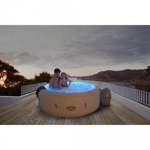 spa gonflable gifi led