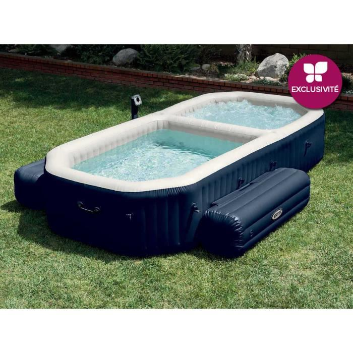 spa gonflable intex cdiscount