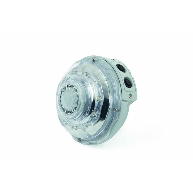 spa gonflable intex led