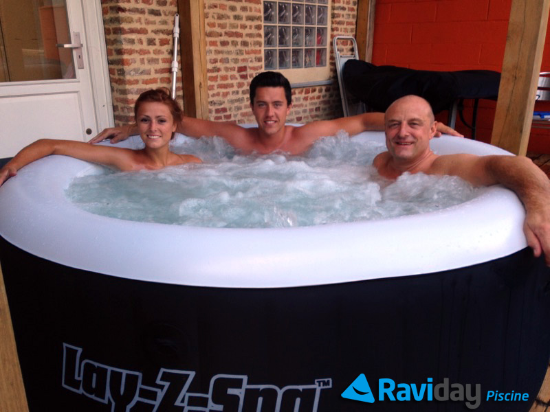spa gonflable lay z miami avis