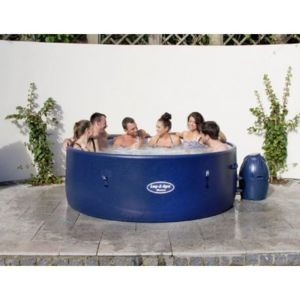 spa gonflable lay z saint tropez