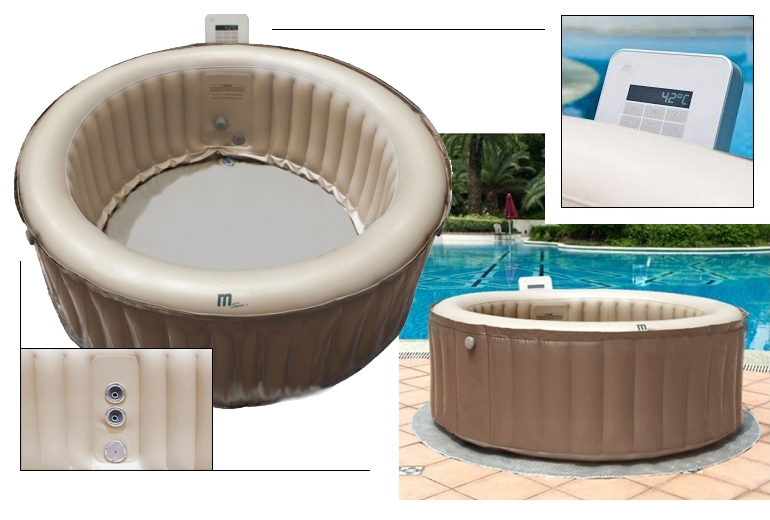spa gonflable mspa reve