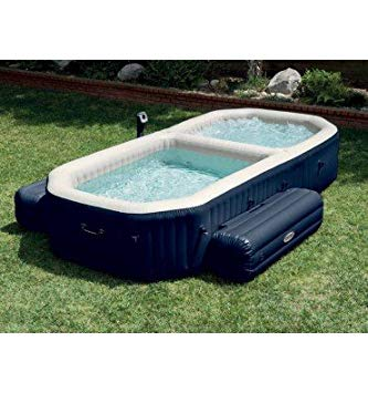 spa gonflable rectangulaire 4 places intex