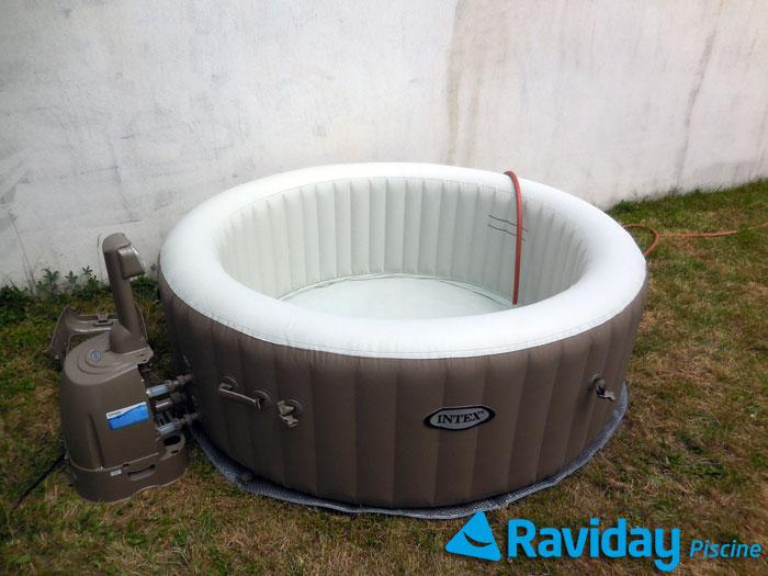 spa intex filtration s'arrete