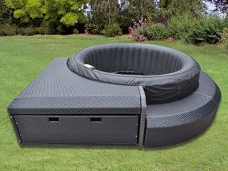 spa intex promo. Black Bedroom Furniture Sets. Home Design Ideas
