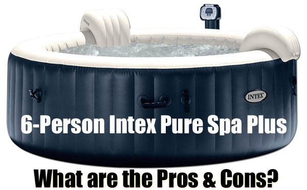 spa intex pure spa plus