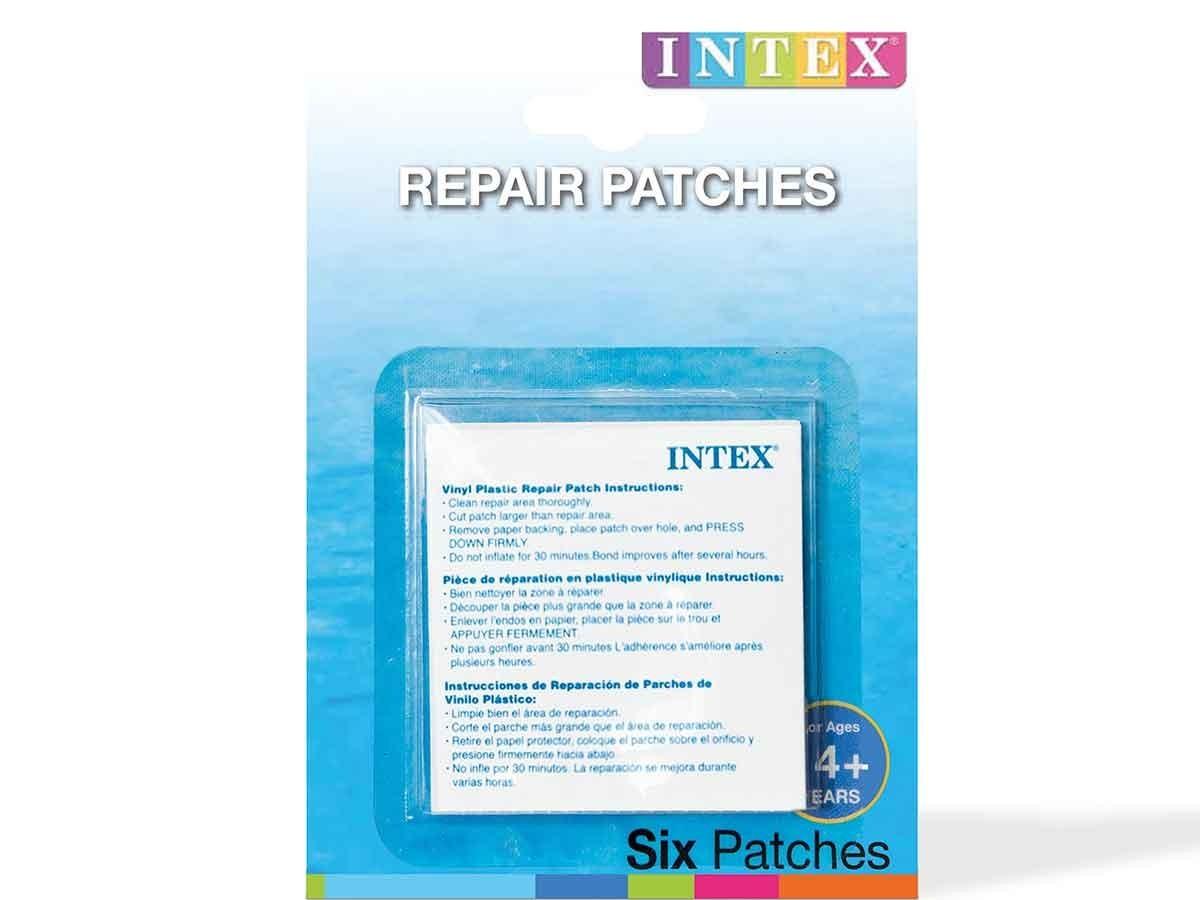 spa intex reparation
