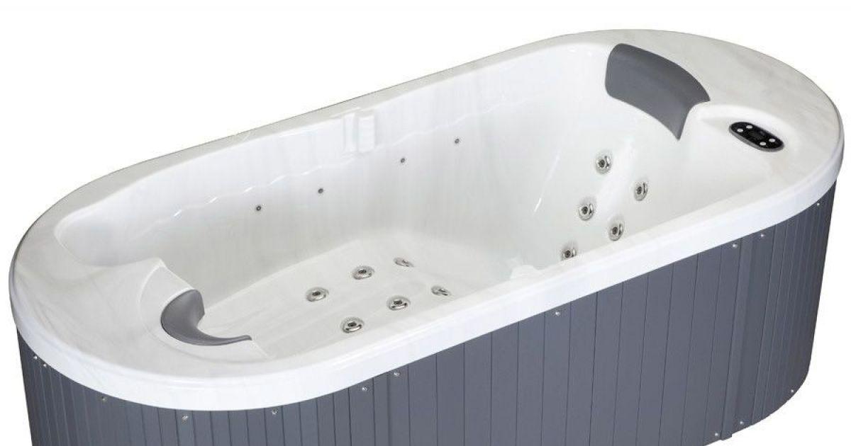 spa jacuzzi 2 places