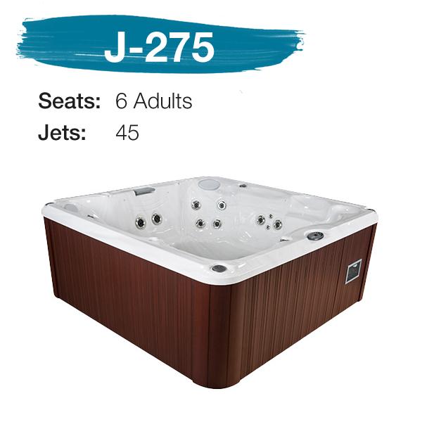 spa jacuzzi 275