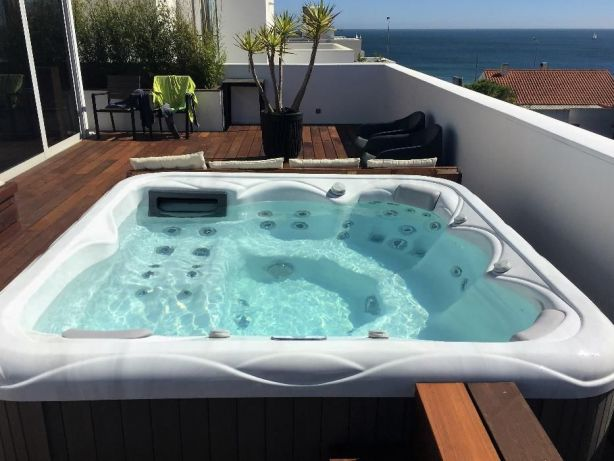 spa jacuzzi 6 lugares