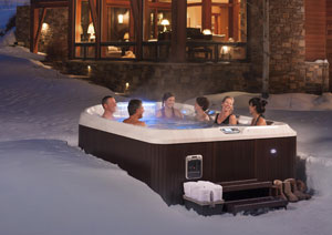 spa jacuzzi 8 places