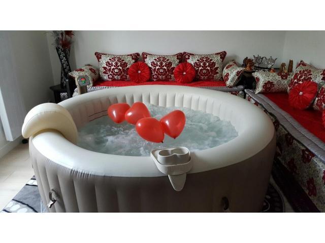 spa jacuzzi a domicile
