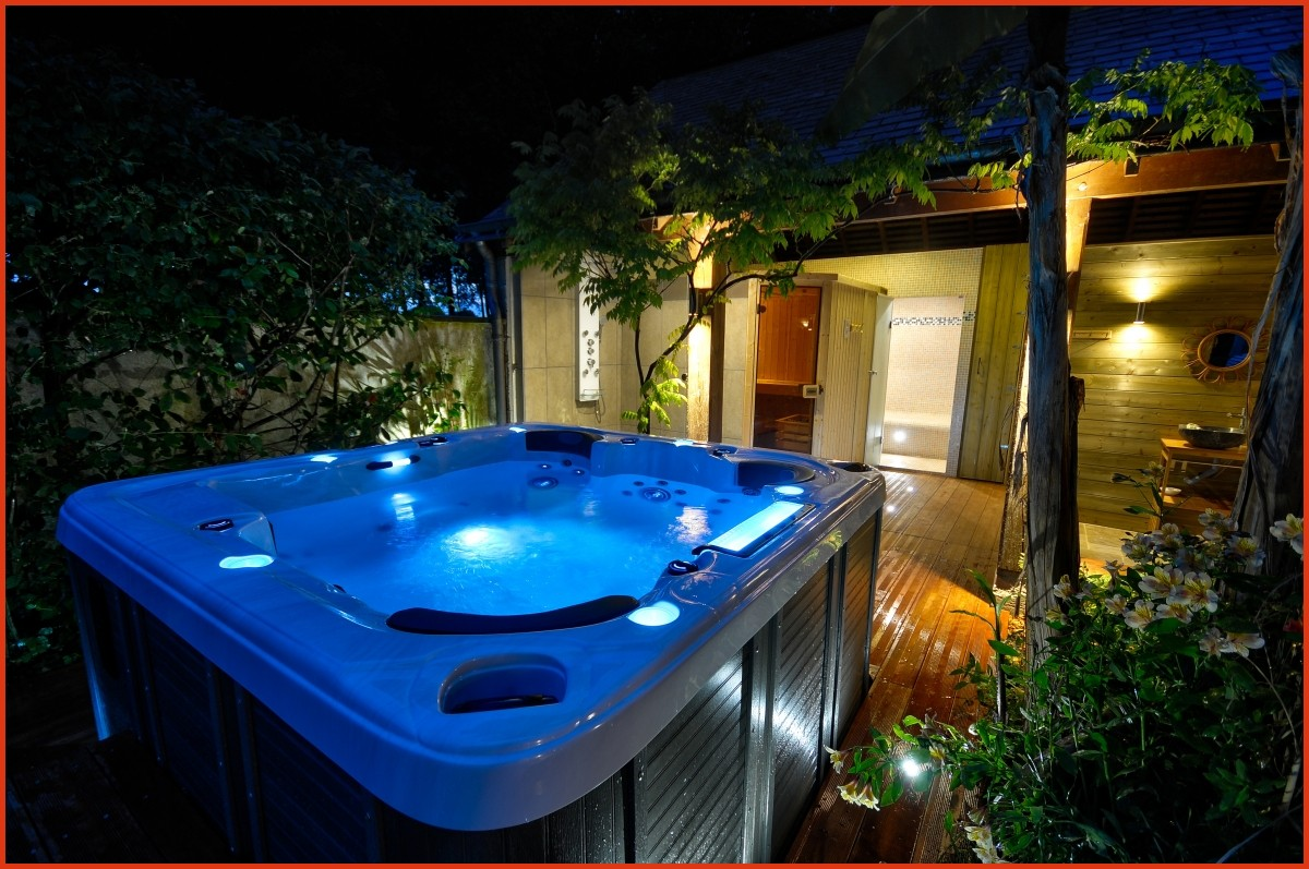 spa jacuzzi angers
