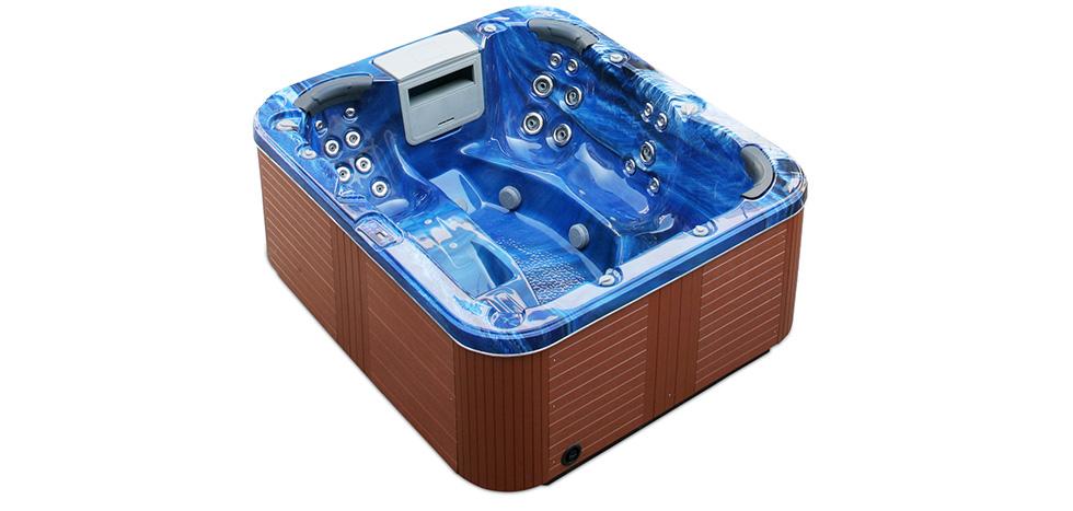 spa jacuzzi d'exterieur modena 5 places