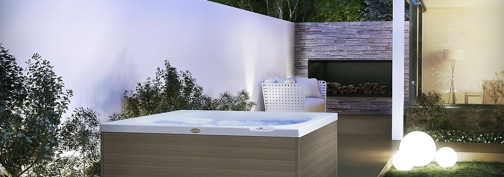 spa jacuzzi design