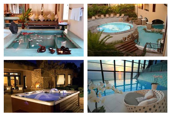 spa jacuzzi difference
