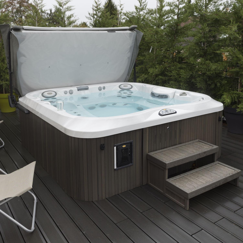 spa jacuzzi exterieur 6 places