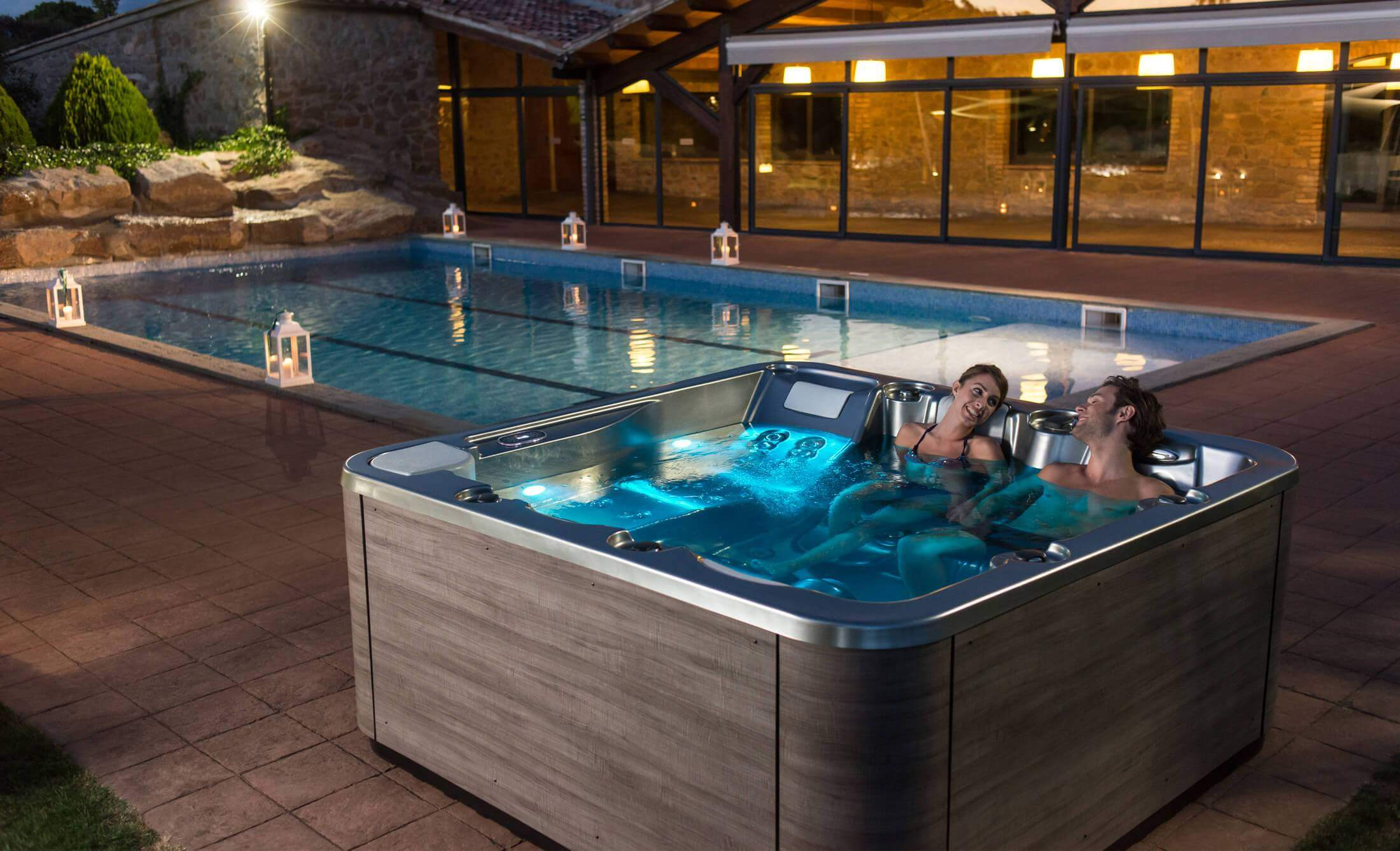 spa jacuzzi fabricant