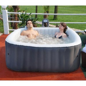 spa jacuzzi gonflable 2 places