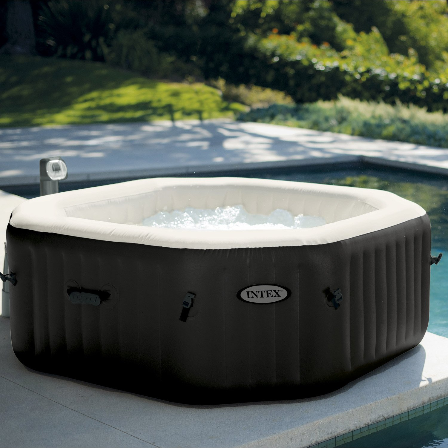 spa jacuzzi gonflable intex