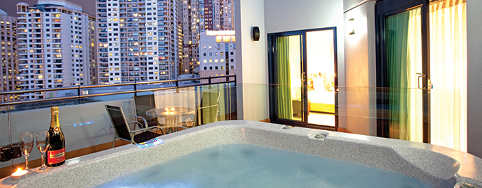 spa jacuzzi in sydney