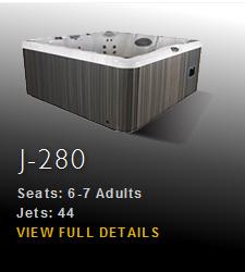 spa jacuzzi j-280