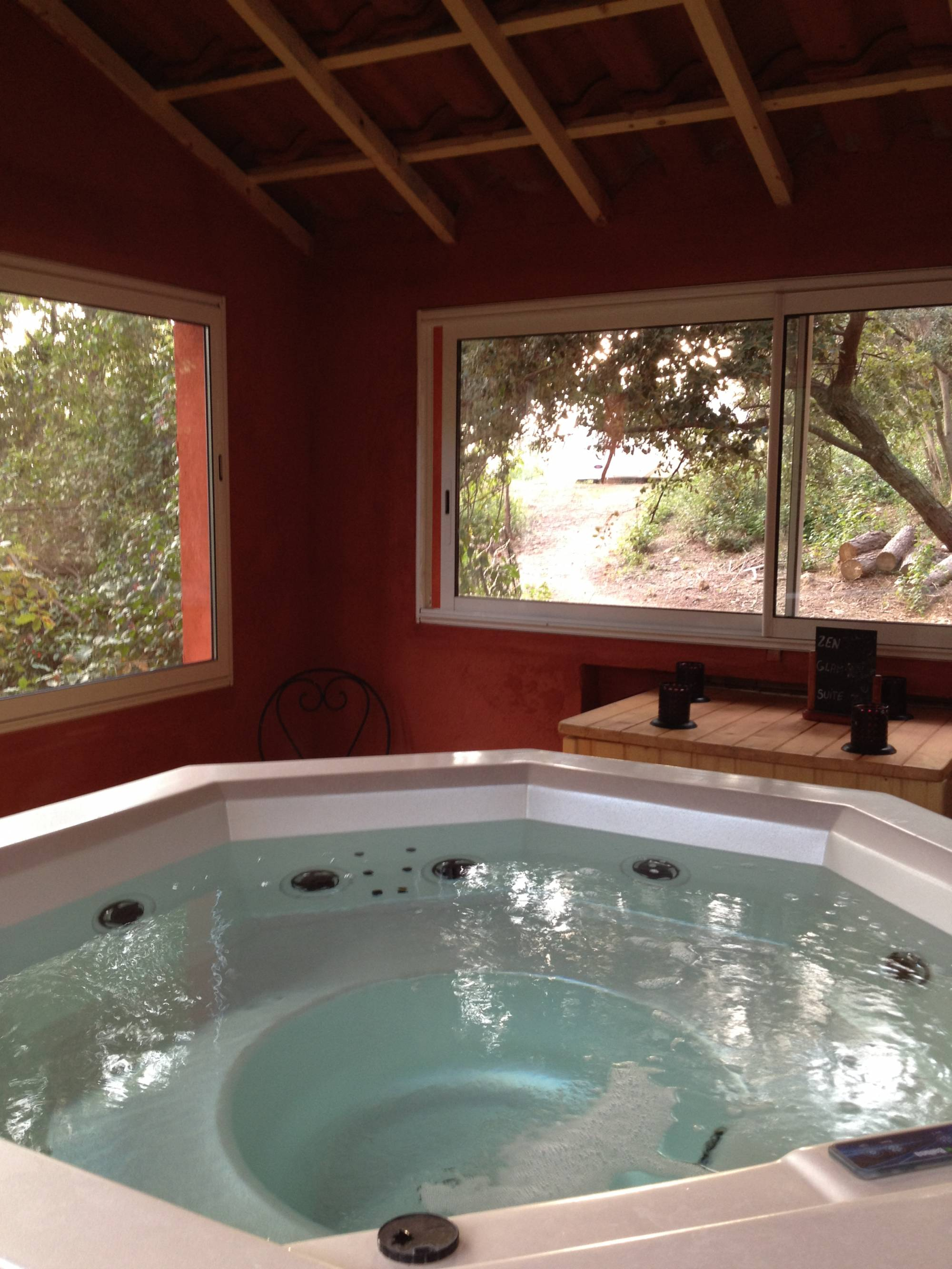 spa jacuzzi massage marseille