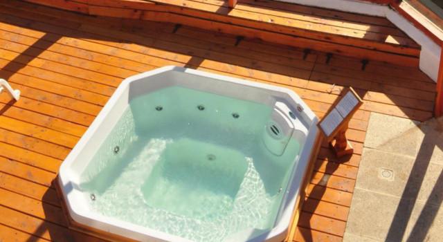 spa jacuzzi meridian quality