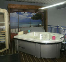 spa jacuzzi nevers