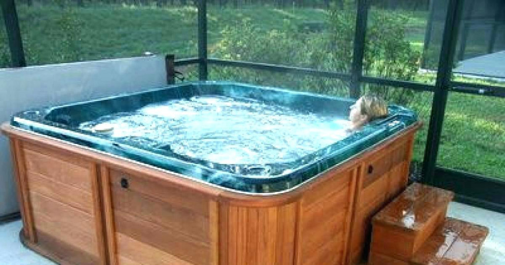 spa jacuzzi occasion