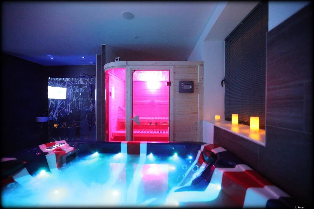 spa jacuzzi privatif montpellier