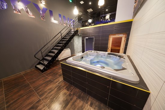 spa jacuzzi st quentin