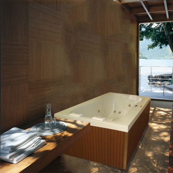 spa jacuzzi terrace