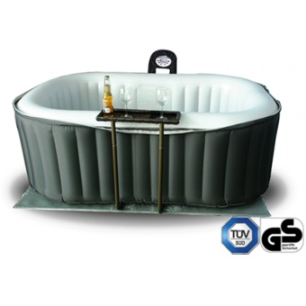 spa gonflable 2 places ovale